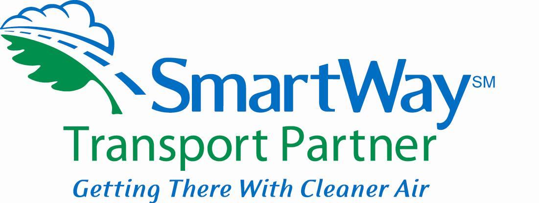 US EPA Certified smart way logo